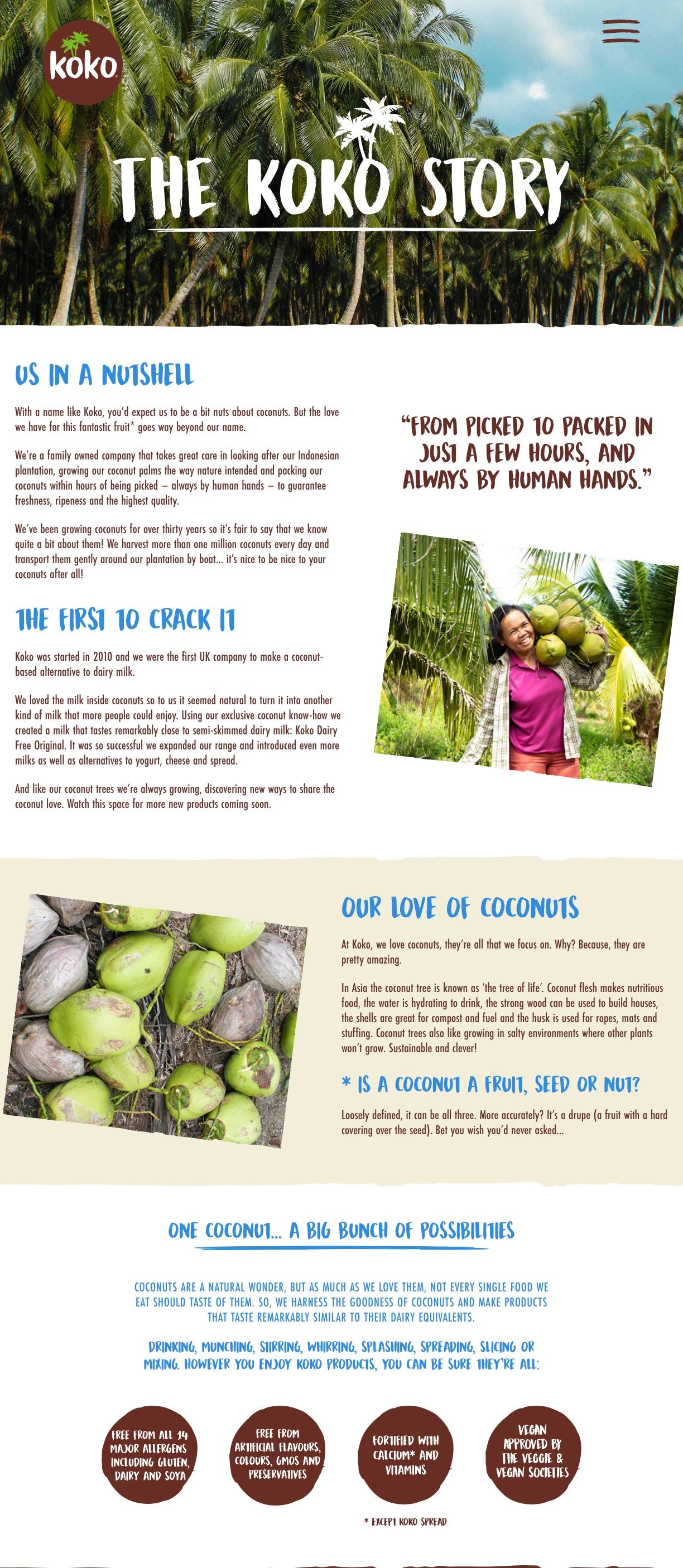 The Koko Story - www.kokodairyfree.com